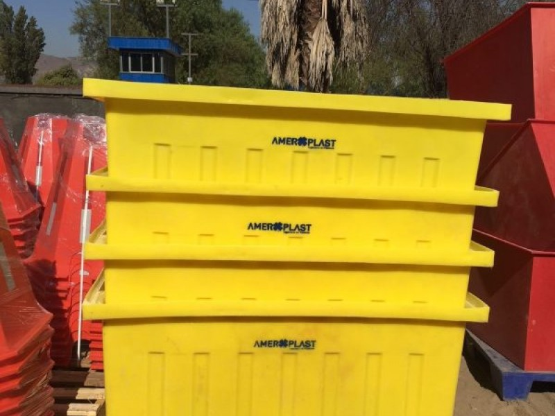 Bins Anidable 720 L